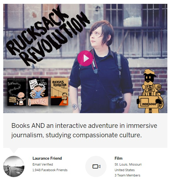Rucksack Revolution